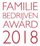 De 10 genomineerden voor de Familiebedrijven Award 2018 zijn bekend!