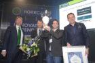 Duurzame kweekvis, vervanger voor tonijn, overall winnaar Horecava Innovation Award 2018