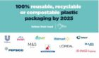 Unilever calls for accelerated industry action on packaging waste