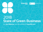 The State of Green Business, 2018