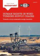 Nieuw rapport: waarborg mensenrechten bij productie windturbines