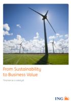 ING Research: U.S. Companies Implement Sustainability Strategies to Drive Revenues