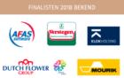 Vijf finalisten Familiebedrijven Award 2018 bekend