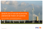 Utrecht de schoonste economie, Zeeland de meest vervuilende