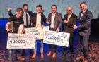 Kipster, PeelPioneers en Somnox winnaars Rabo Duurzame Innovatieprijs