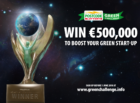 Postcode Lottery Green Challenge 2018 van start