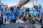 Topbestuurders komen terug uit Spitsbergen met ambitieuze plannen