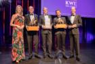 Eosta B.V. winnaar Koning Willem I Plaquette voor duurzaam ondernemerschap