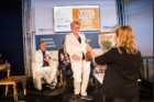 Anneke de Vries (Albert Heijn) wint Green Leader Award