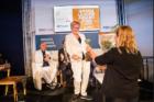 Anneke de Vries (Albert Heijn) wint Green Leader Award