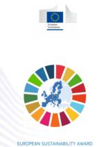 Inschrijving geopend voor eerste editie European Sustainability Award voor prestaties op gebied van de SDG's