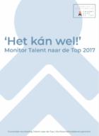 Ondertekenaars Charter Talent naar de Top halen wel 30% m/v-diversiteit