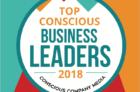 Ondernemer Maurits Groen geselecteerd als 'Top Conscious Business Leader 2018'