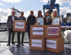 GoodShipping Program realiseert eerste fossielvrije zeevrachttransport