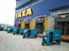 IKEA gaat elektrisch thuisbezorgen in Amsterdam