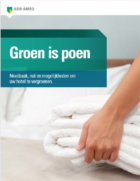 Driekwart van de Nederlandse hotels niet duurzaam genoeg