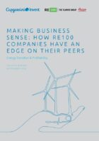 Companies with cleaner, smarter energy use outperform their peers