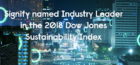 Signify named Industry Leader in the 2018 Dow Jones Sustainability Index