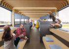 Het treininterieur van de toekomst is circulair!