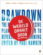 DrawDown is the plan to stay within 1.5°C warming as the IPCC recommends, Dutch introduction on 8 November!