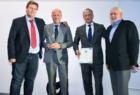Elis Nederland wereldwijd winnaar duurzaamste professionele textielverzorger