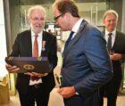 Koninklijke onderscheiding voor Jan Jonker