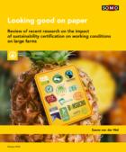 SOMO-onderzoek: verbeteringen bij duurzaamheidskeurmerken hard nodig