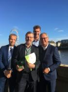 ArenA Batterij wint prestigieuze internationale milieuprijs