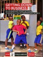 Stop Kinderarbeid presenteert jaarrapportage Getting down to Business