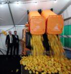 PeelPioneers start met verwerking van schillen tot grondstoffen: 100% circulaire oplossing