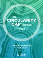 The Circularity Gap Report: Our World is only 9% Circular