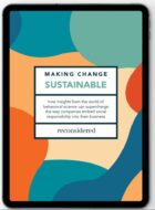 A new Playbook gives insights how behavioral science can supercharge the way companies embed CSR into their business