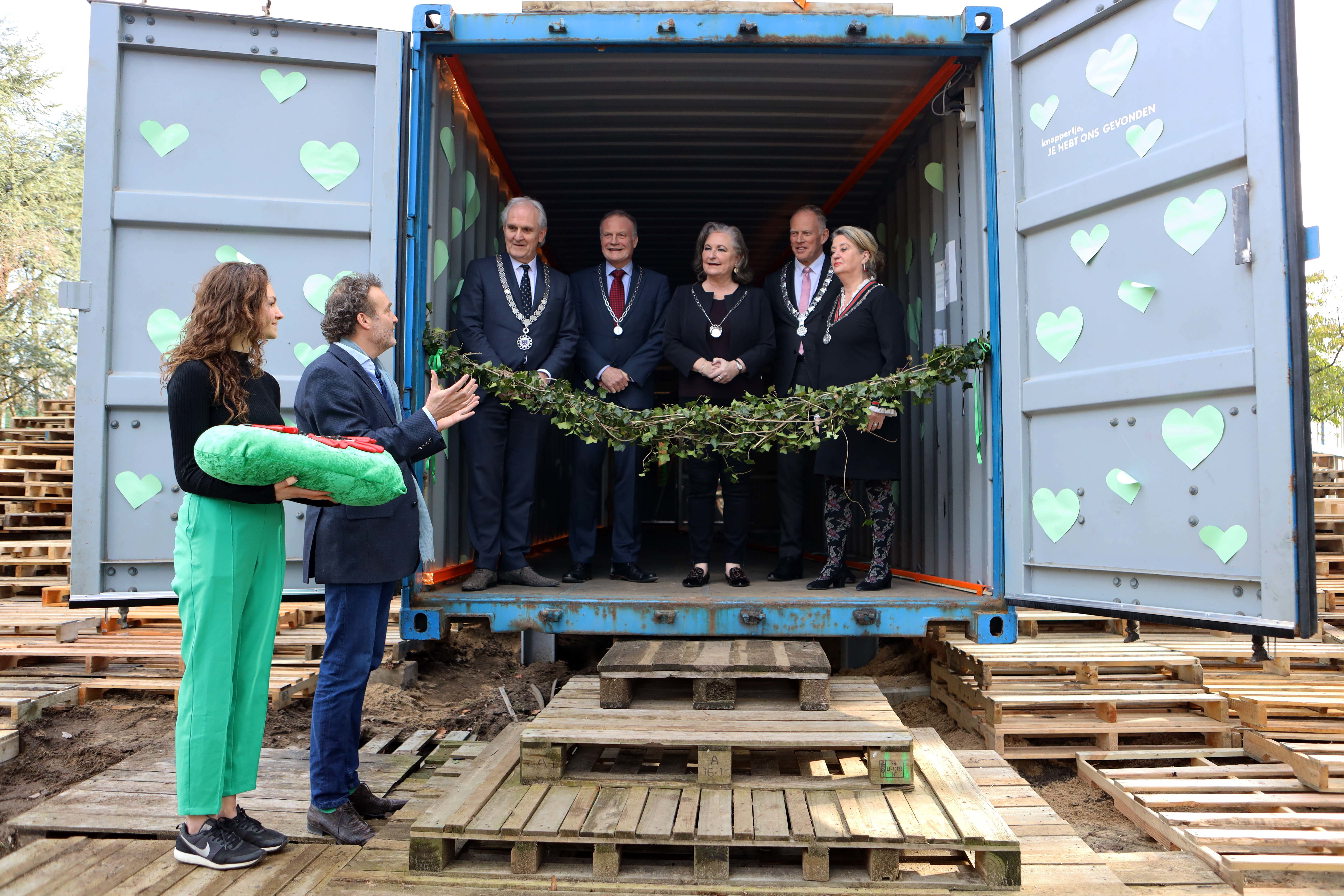 Groene Hart Huizen : De groene afslag geopend de groenste inspiratielocatie van
