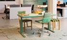 Gispen gaat meubilair provincie Zuid-Holland maximaal circulair maken