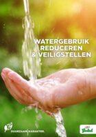 Grolsch realiseert waterbesparing van 0,1 hectoliter per afgevulde hectoliter verpakt bier