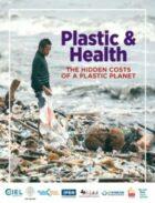 'De hele levenscyclus van plastics vormt een bedreiging voor de menselijke gezondheid'