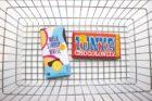 Vanaf nu Delicata-repen met Tony's Open Chain chocolade in schap bij Albert Heijn