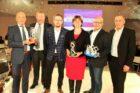 Duurzame plastic en rubber producten van Omefa, AFP en Oerlemans winnen Rethink Awards