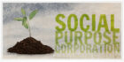 "Canadian study:  ""Social purpose,  the end of the continuum of CSR practices of companies"""