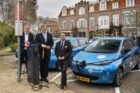 Wereldprimeur in Utrecht: Koning Willem-Alexander opent bidirectioneel ecosysteem