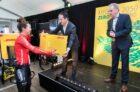 DHL Express investeert ruim 7 miljoen in nieuw duurzaam Service Center voor Limburg