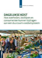 Duurzame dagelijkse kost niet alleen op bord van consument