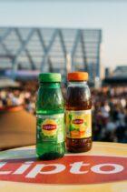 Lipton Ice Tea zet met Festivalfles eerste stap richting gebruik 100% RPET