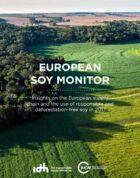 87% van de in Europa gebruikte soja nog niet aantoonbaar ontbossingsvrij