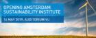 Nieuwe poging voor duurzaamheidsinstituut VU, nu ook met theologen en psychologen
