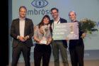 Circular IQ wint tweede European Supply Chain Start-up Contest