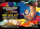National Geographic strijdt in juni opnieuw tegen wegwerpplastic