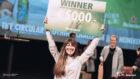 Katja Ravina wint Heineken Circular Clothing Challenge