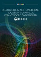 "Nederlandse vertaling ""OECD Due Diligence Guidance for Responsible Business Conduct"" beschikbaar"