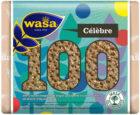 Wasa bestaat 100 jaar en viert dit met een nieuw 100% CO2 gecompenseerd knäckebröd!